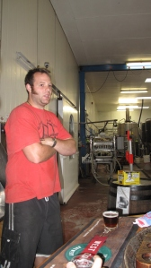 Grant, our friendly neighborhood Brewing Assistant.